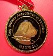 dog writers association of america dwaa maxwell medallion