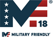 2018 Military Friendly Logo
