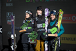 Monster Energy's Cassie Sharpe Wins Ski Superpipe Finals at the Dew Tour Breckenridge