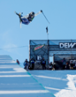Monster Energy's Devin Logan Takes Fourth Place in Women's Ski Superpipe at Dew Tour in Beckenridge
