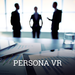 Persona Virtual Reality Project Sample
