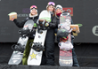 Monster Energy's Jamie Anderson Takes Second in Snowboard Slopestyle at the Dew Tour in Breckenridge and Secures a Spot on the U.S. Olympic Team