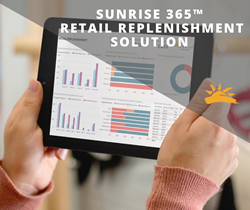 The Sunrise 365™ Retail Replenishment Solution
