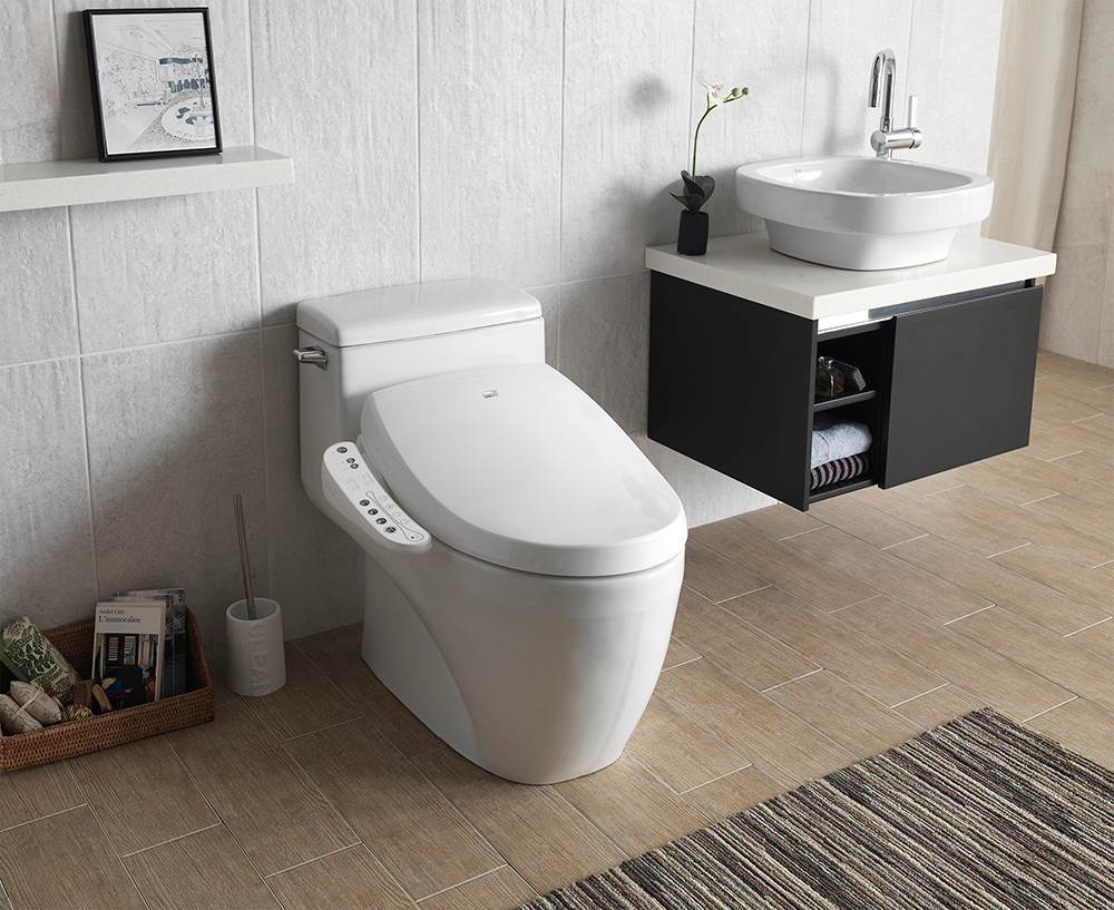 Slim Two A Smart Toilet Seat By Bio Bidet Launches On