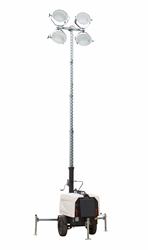 Towable Telescoping Light Tower