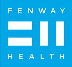 Fenway Health secondary (boxed) logo