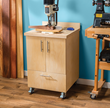 "New ""Build it with Rockler"" Projects Take DIYers from Start to Finish - Program Debuts with Complete Solution for a Mobile Storage Cabinet"