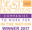 Nuspire Recognized As A 2017 National Winner For The Best And Brightest Companies To Work For
