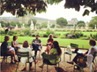 The Left Bank Writers Retreat in Paris holds daily writing workshops in inspirational settings for its small group of literary travelers; discounted registration makes the perfect holiday gift for wri