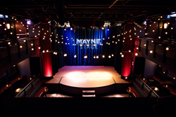 Mayne Stage features a performance space that reflects the unique history and diversity of Chicago. A beautiful, unique, and original space featuring state of the art sound & lighting systems to make your event the star of the show.