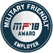 Aviation Technical Services (ATS) Named a 2018 Military Friendly® Employer