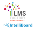 IntelliBoard™ and LMS Factory Expand Moodle LMS Reporting & Analytics to France