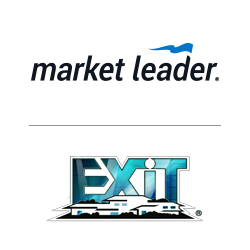 Market Leader and EXIT Realty Corp. International Co-branded logos