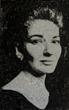 PORTRAIT of MARIA CALLAS by Nikos Floros