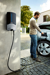Webasto electric vehicle charging unit, Webasto EV charging unit, Webasto electric car charging unit