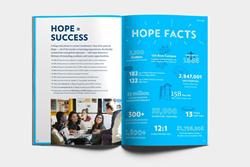 Award-winning Hope College viewbook