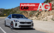 Kia Stinger Wins AutoGuide.com's 2018 Car of the Year Award