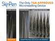 SkinPen Precision is the ONLY Microneedling Device Approved in Australia