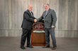 Dan Morphy, President, Morphy Auctions and Jim Julia, President, James D. Julia, Inc.