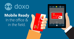 doxo Field and Office Payments solution