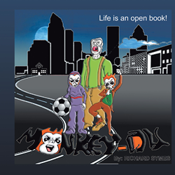 "Richard Symes's new book ""Monkey Du - Life Is an Open Book"