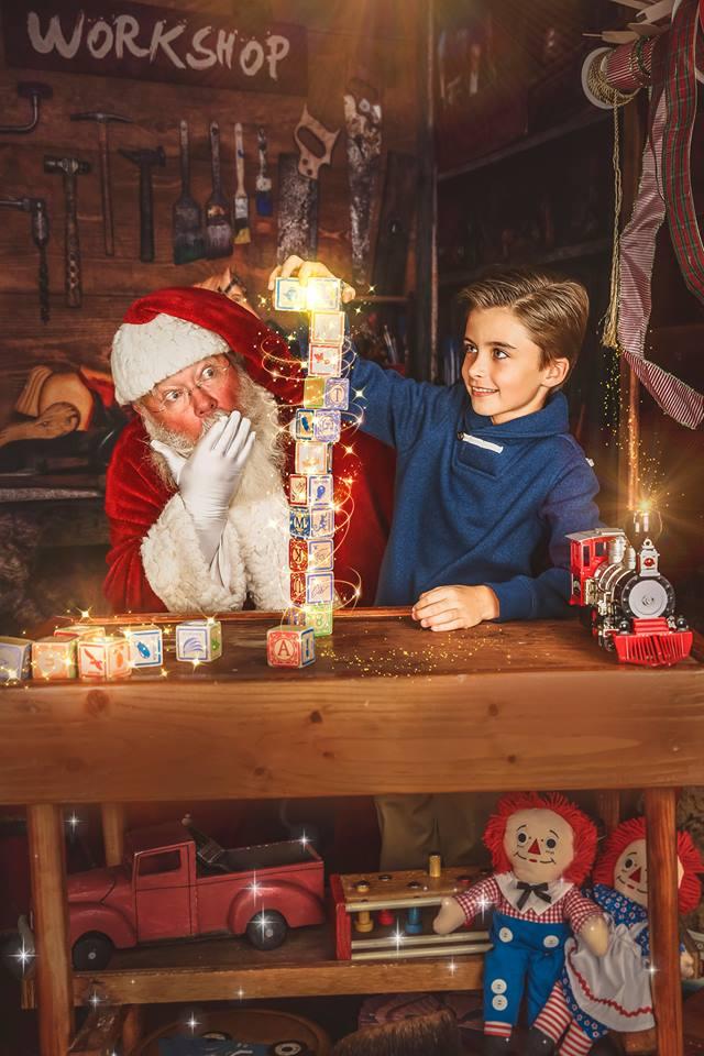 storybook experience u2019s santa u2019s magic comes to rockville centre