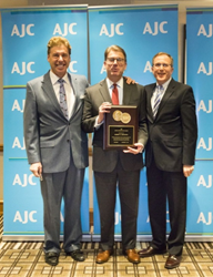 Robert Bernsteon_AJC NJ_Judge Learned Hand Award