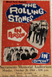 Avid Rock Concert Poster Collector Announces His Search For 1964 - 1966 Rolling Stones Boxing Style Concert Posters