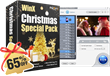WinXDVD Celebrates Xmas with Up to 65% Off Coupon on WinX DVD Ripper Platinum and Software Pack