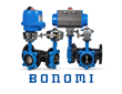 Bonomi Introduces Automated Three-Way Butterfly Valve Tee Assemblies