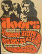 Avid Rock Concert Poster Collector Announces His Search For 1965 - 1971 Classic Psychedelic Rock Concert Posters For The Doors