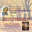 Anahata Ananda of Shamangelic Healing Shares Strategies for Achieving Your New Year's Goals on WBTVN.tv