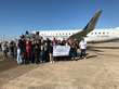 American Airlines and Armed Services YMCA teamed up to fly soldiers to Armed Forces Bowl