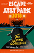 """Escape from AT&T Park 2018"" Kicks Off SCRAP's New Year With a Home Run"