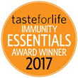 RidgeCrest Herbals' ClearLungs Immune Wins Taste For Life Essentials Awards in Breathe Easy Category
