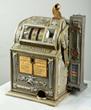 5¢ Mills Regular O.K. Mint Vender Slot Machine, Estimated at $3,500-4,500.