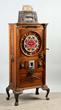 25¢ Mills Dewey Jackpot Upright Slot Machine, Estimated at $18,000-25,000.