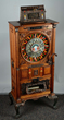 5¢ Mills Two Bits Chicago Musical Upright Slot Machine, estimated at $20,000-30,000.