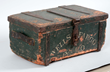 Wells Fargo & Co. Wooden Strong Box, Estimated at $10,000-20,000.
