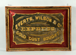 Everts, Wilson & Co. Gold Dust Advertising Sign, Estimated at $50,000-100,000.