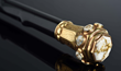 Gold Quartz 1866 Presentation Cane, Estimated at $20,000-30,000.