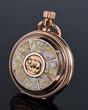 Waltham California Gold Quartz 18K Pocket Watch, Estimated at $15,000-30,000.