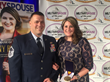 2017 Military Spouse of the Year, Brittany Boccher and husband Adam