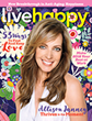 Award-Winning Actor Allison Janney Shares Her Zen in Live Happy's February Cover Story