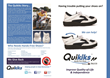 Quikiks Hands-Free Shoes Brochure -side A