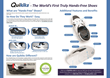 Quikiks Hands-Free Shoes Brochure -side B