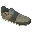 Quikiks Hands-Free Strap Sneaker -Grey/Black