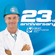 Best Sanitizers, Inc. Celebrates Twenty-Three Years of Advancing the Food Safety Industry Through Innovative Products, Vision and Education.