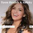 Bethany Mota and Mediaplanet Rally For Teen Health & Safety