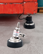 Alliance Scale's New Foot Load Cells Eliminate Bulky Weigh Modules